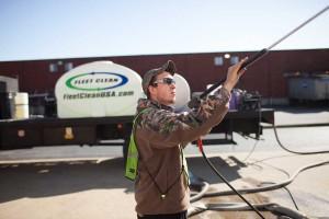 Fleet Clean Atlanta Employees and Supervisors