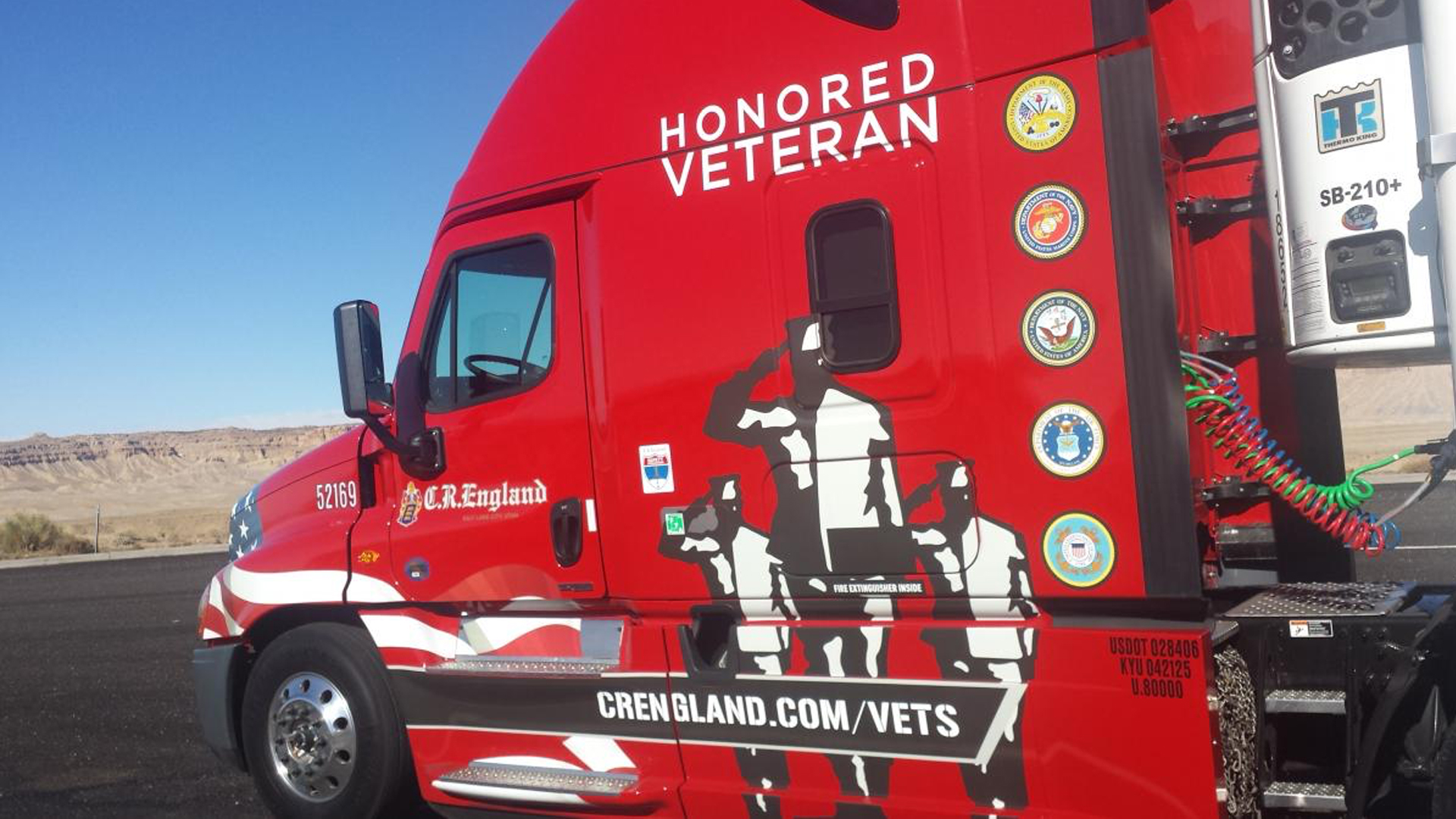 Tips for Veterans Training to Be Truck Drivers