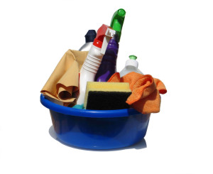 March 2016 services spring cleaning