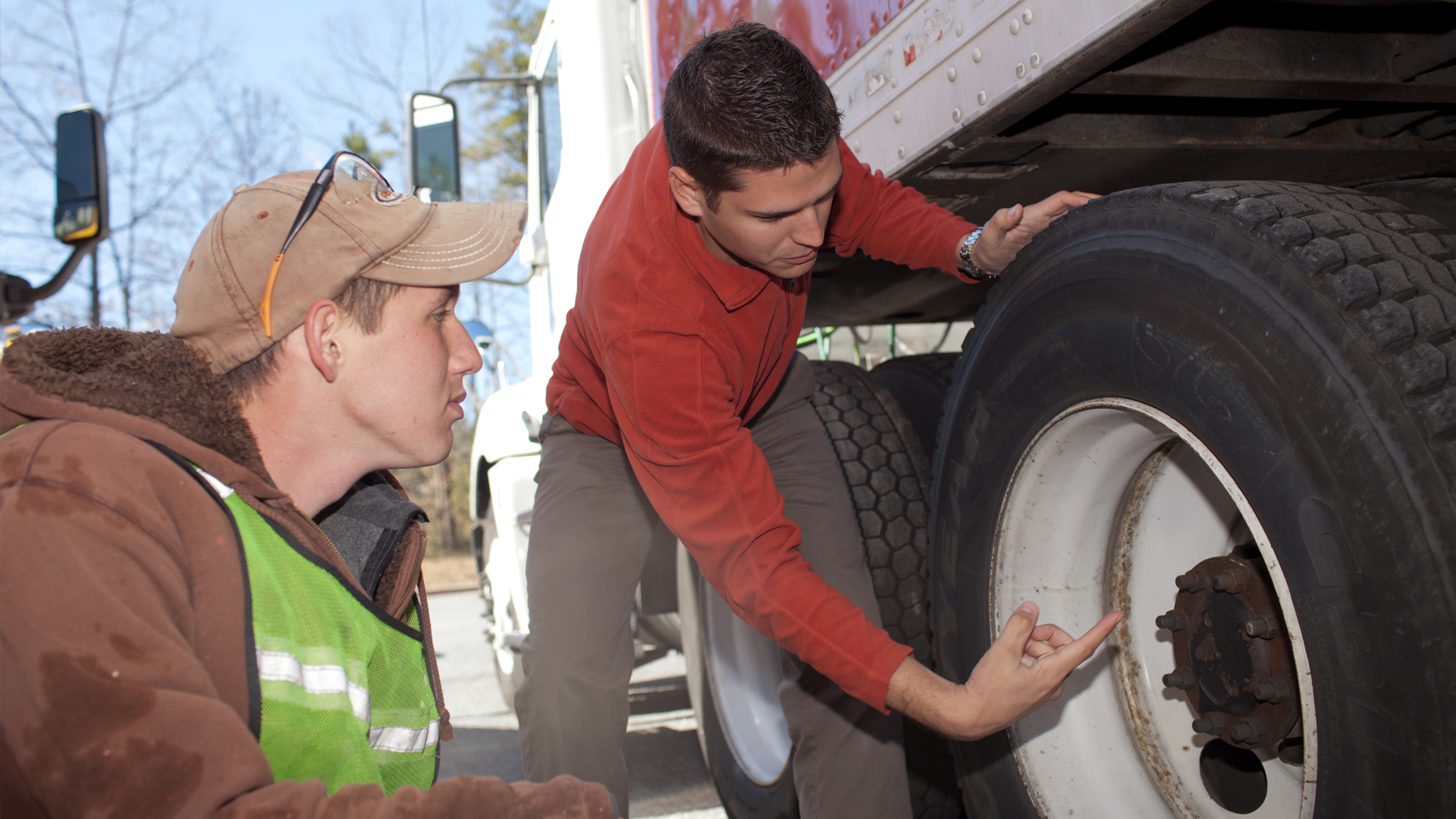 Will You be Targeted for a Roadside Inspection?