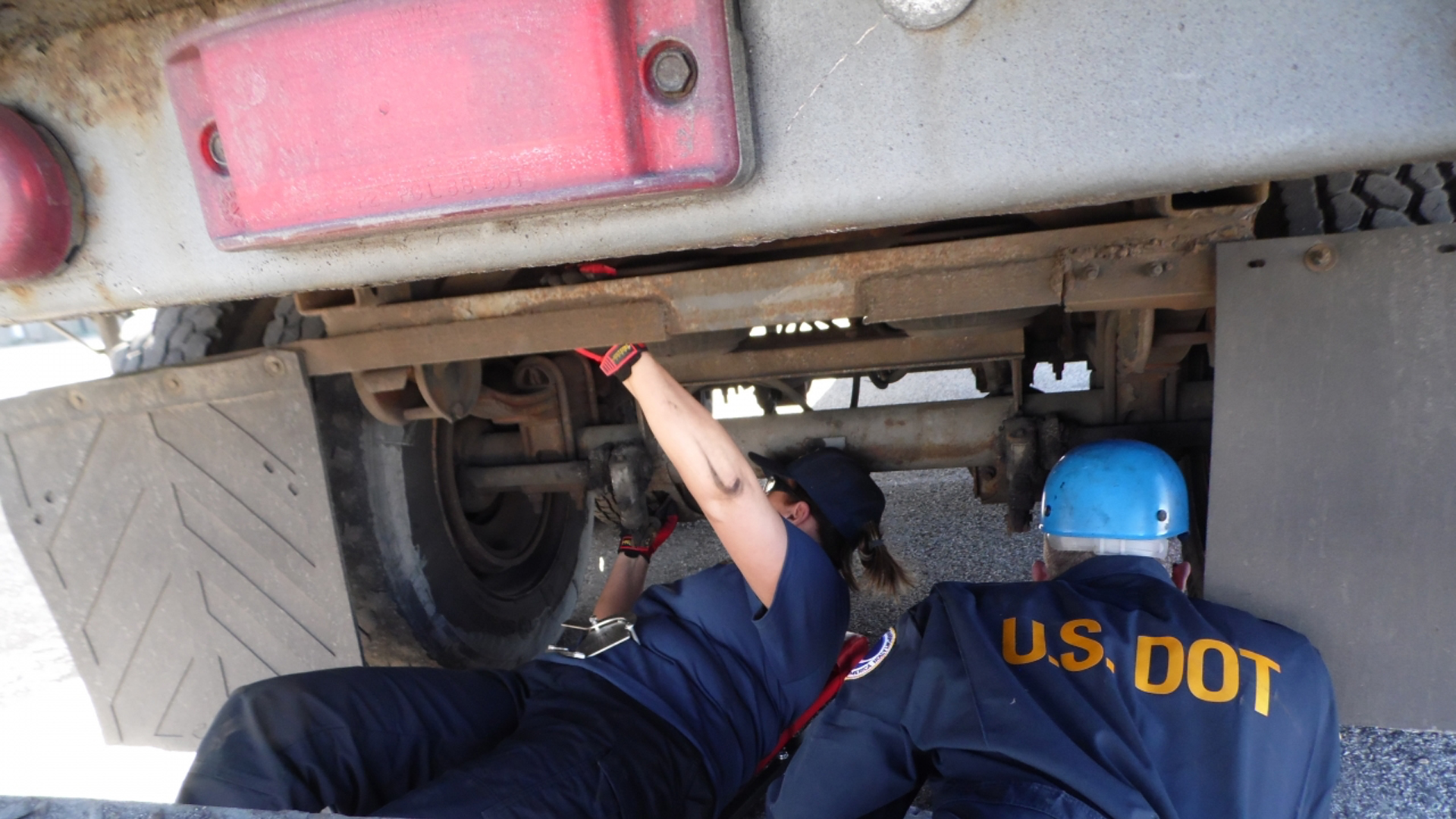 Cleanliness Counts When It Means Fewer DOT Inspections